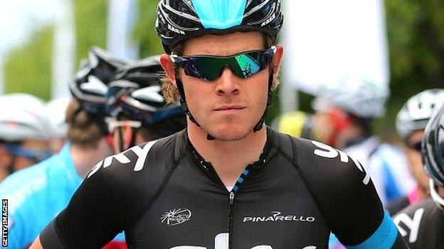 Luke Rowe