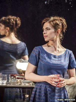 Hayley Atwell in The Pride