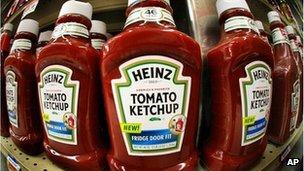 Heinz ketchup, file image