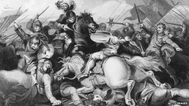 Battle of Bosworth Field