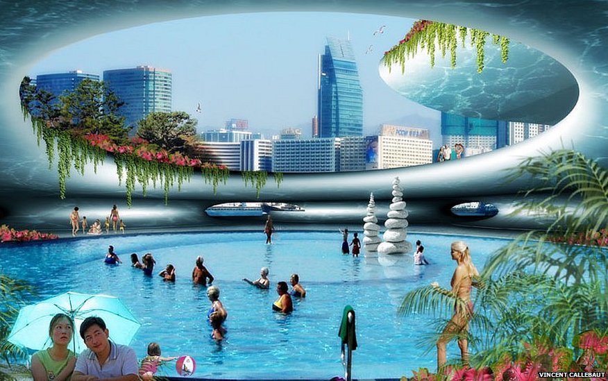 Swimming Pools Of The Future Photos