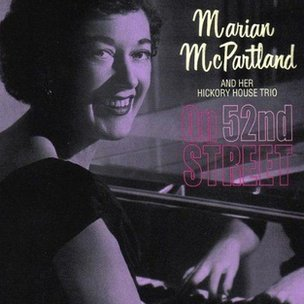 Marian McPartland album cover