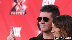 Simon Cowell, X Factor judge