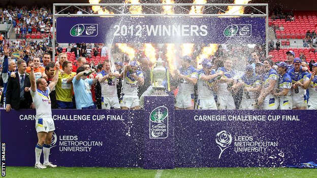 Challenge Cup final 2012
