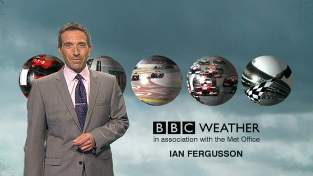 BBC Weather's Ian Fergusson has the detailed forecast.