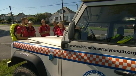 Plymouth Dartmoor Search and Rescue Team