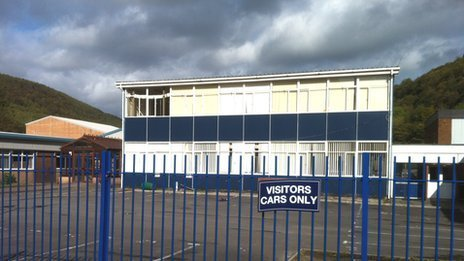 Cwmcarn High School