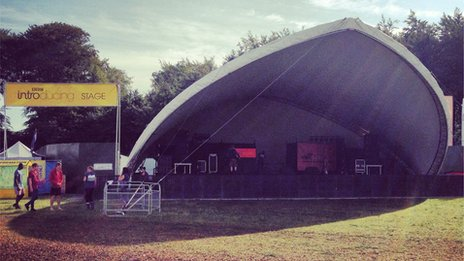 Introducing Stage at Leeds festival
