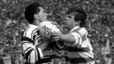 Hull FC's Fred Ah Kuoi takes on the Wigan defence