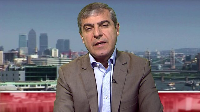 Professor Fawaz Gerges spoke to the BBC and said President Assad 'should grant the UN inspectors access'.