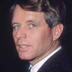 Robert Kennedy, pictured in 1967