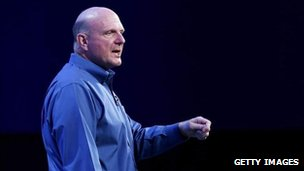 Microsoft chief Steve Ballmer to retire within 12 months