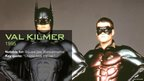 Val Kilmer and Chris O'Donnell as Batman and Robin