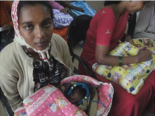 Lack of healthcare in rural areas endangers both mothers and babies