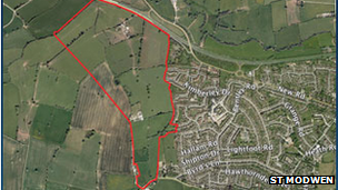 St Modwen plans for Uttoxeter