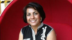 Najma Hussain