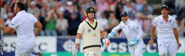 Tim Bresnan dismisses David Warner