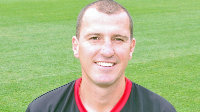 Cheltenham assistant boss Neil Howarth