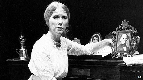 Julie Harris in 1977