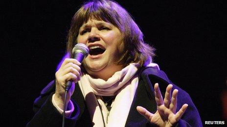 Linda Ronstadt in 2005