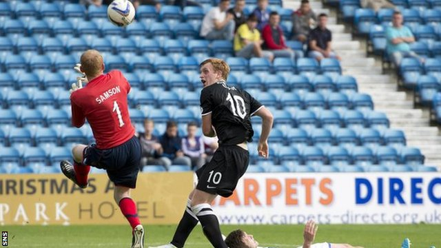 Highlights - Kilmarnock 1-2 Hibernian