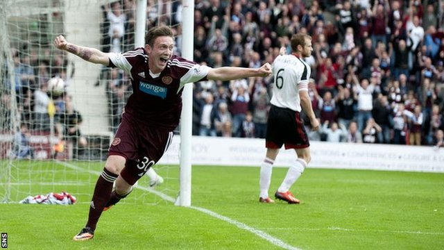 Highlights - Hearts 2-1 Aberdeen