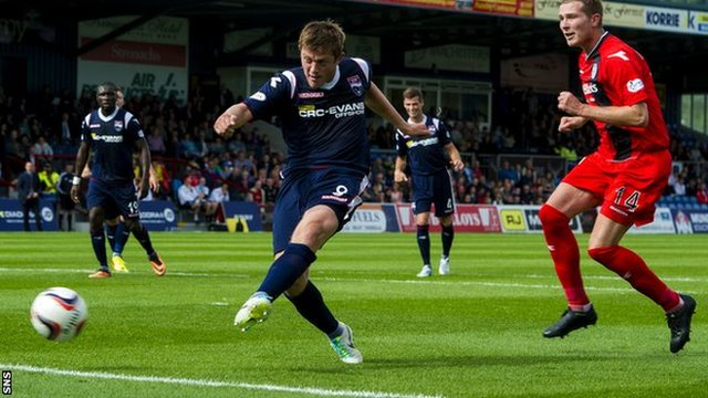 Highlights - Ross County 3-0 St Mirren