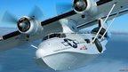 Catalina seaplane. Pic: John Dibbs