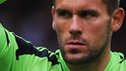 West Brom keeper Ben Foster