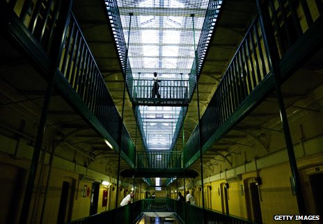 Pentonville prison, north London