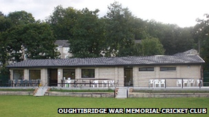 Oughtibridge War Memorial Cricket Club