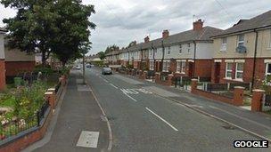 Diamond Street, Leigh
