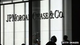 "JP Morgan said it was ""pleased to have reached an agreement."""