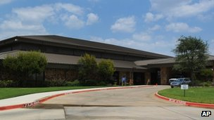 Eagle Mountain International Church in Newark, Texas 20 August 2013