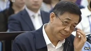 "China's state media say the trial of disgraced politician Bo Xilai was ""open and fair"""