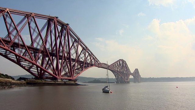 The Forth Bridge