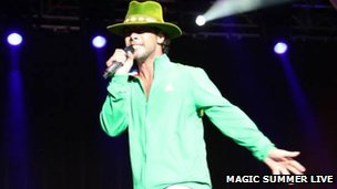 Jamiroquai at Magic Summer Live
