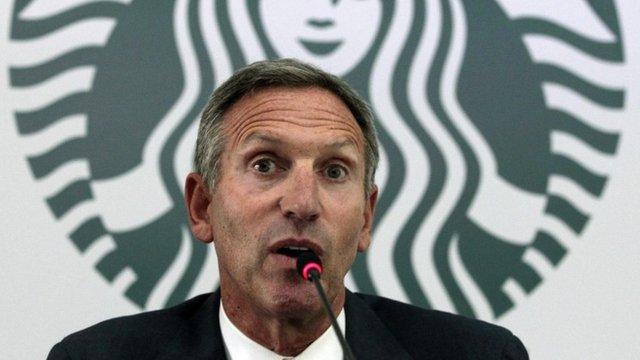 howard schultz the coffee king