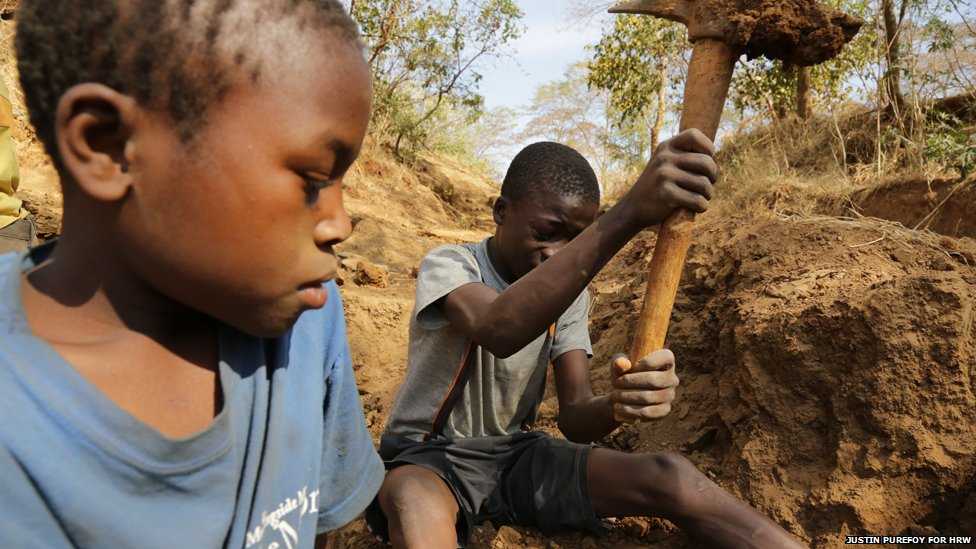 Tanzania's child gold miners risking injury and abuse to support ...