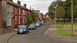 Hillier Street North