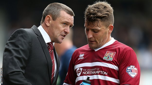 Aidy Boothroyd and Gary Deegan