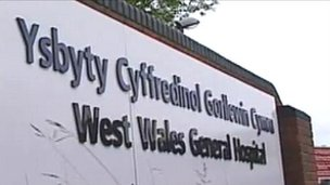 West Wales General Hospital