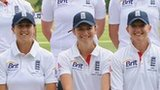 England's Test squad