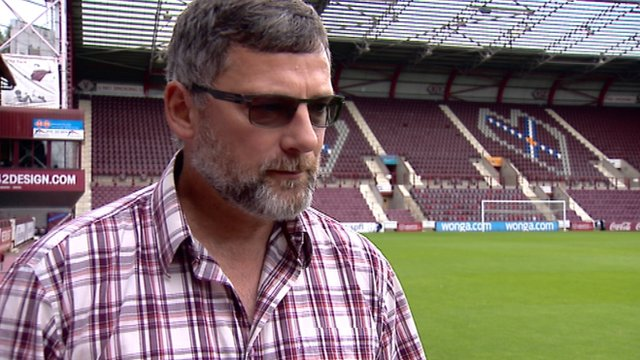 Former Hearts and Scotland boss Craig Levein