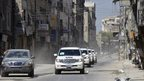 UN chief awaits Syria weapons report