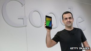 Google's Hugo Barra