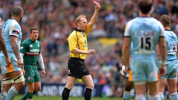 Premiership referee