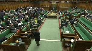 Parliament has reopened to discuss Syria