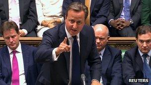 David Cameron (29 August 2013)