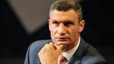 World heavyweight boxing champion and Ukrainian opposition leader Vitali Klitschko, 20 Aug 13
